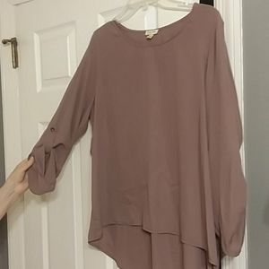 Taupe brown xl like new top
